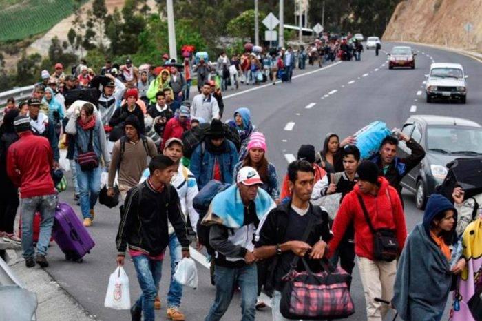 Diáspora venezolana: Rumbo incierto, por CristianSilvaPotellá