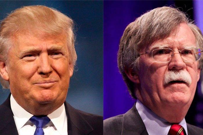 """Trump asegura que Bolton lo estaba """"conteniendo"""" sobre Venezuela"""
