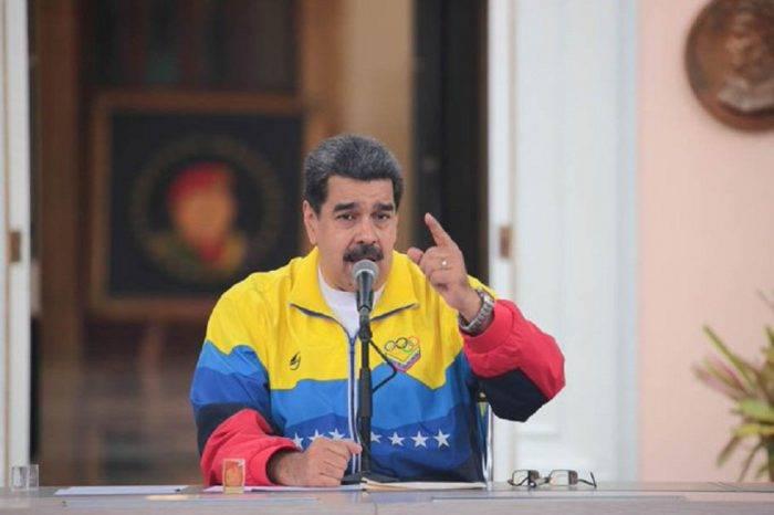 Maduro reporta casos de covid-19