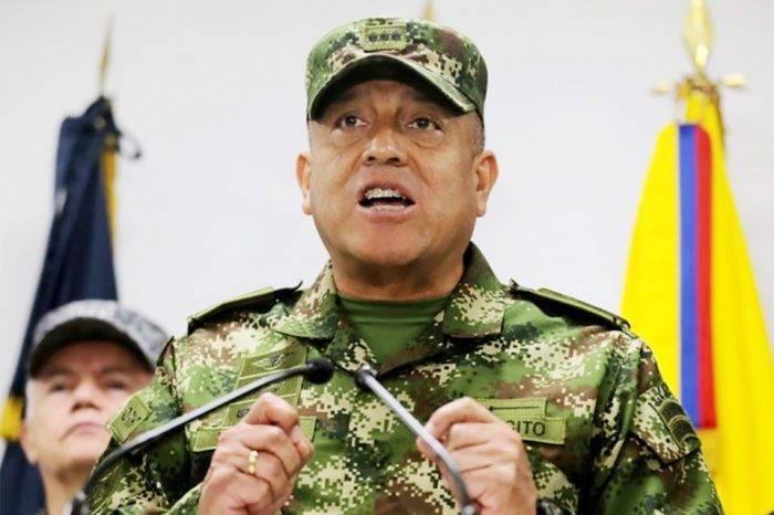 Militares colombianos en alerta especial