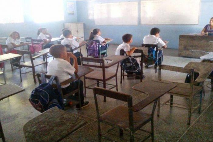 El año escolar en Táchira se inició con tan solo 15% de los estudiantes