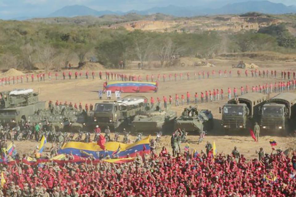 """Colombia en """"alerta máxima"""""""