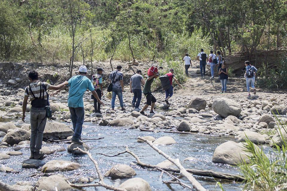 La Cruz Roja alerta sobre la violencia en la frontera