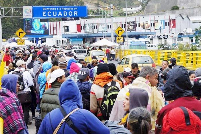 Colombia pide a Bachelet mediar para flexibilizar normas migratorias
