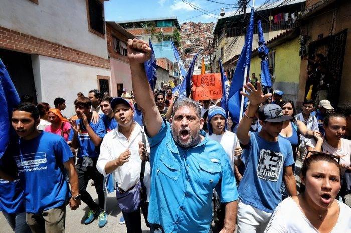 Guaidó: Maduro perdió el respaldo de todos los sectores