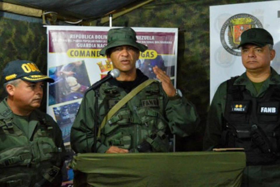 Hernández da Costa militares presos