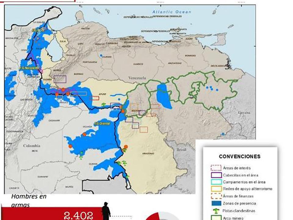¿Qué hay en el dossier que Duque presentó en ONU contra Maduro? Son 128 páginas con mapas y fechas de citas de ilegales con el gobierno