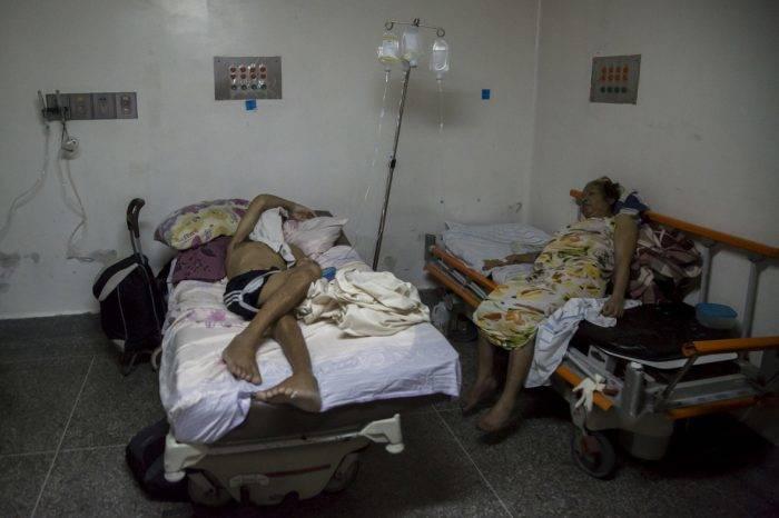 En hospitales del interior del país el desabastecimiento alcanza a 90%