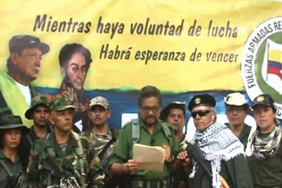 Iván Márquez-La FARC toma las armas de nuevo
