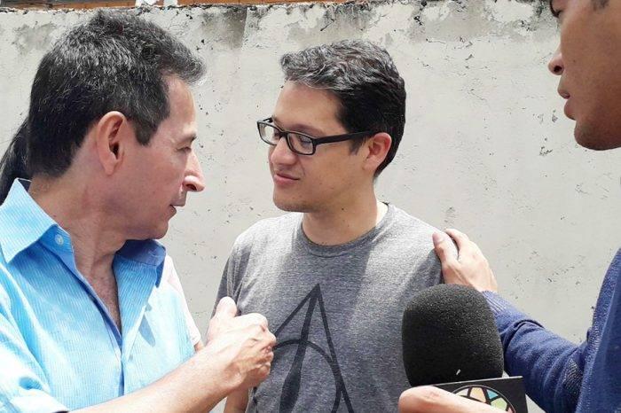 """Agente Extraño adelanta difusión del disco """"Ministro: ¿Cuál es su trabajo?"""" en agradecimiento por la solidaridad en el caso José Mendoza"""
