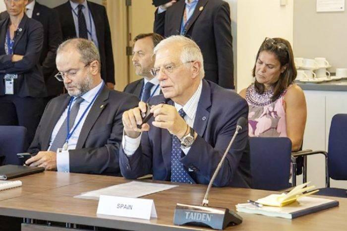 España pide retomar mecanismo de negociación de Oslo. El canciller, Josep Borrell pide una salida pacífica y negociada entre venezolanos