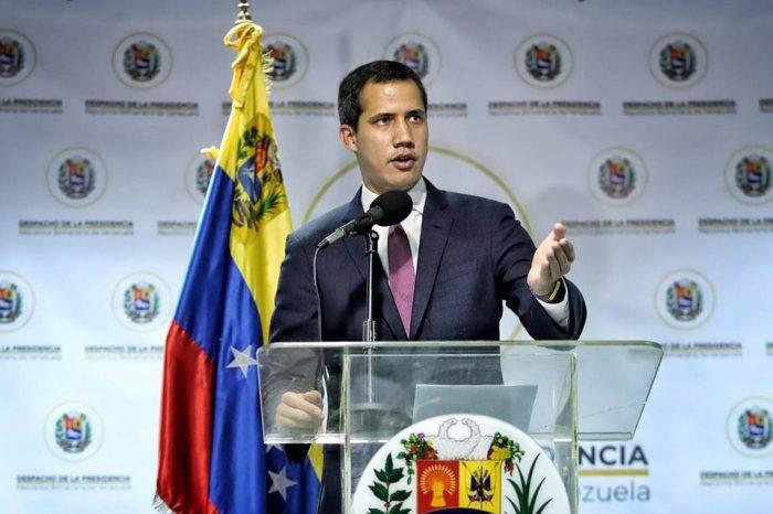 """Guaidó califica como """"victoria diplomática"""" situación de Venezuela ante la ONU"""
