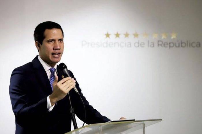 """Guaidó asegura que tiene una """"fuerte interacción"""" con EEUU y sus aliados"""