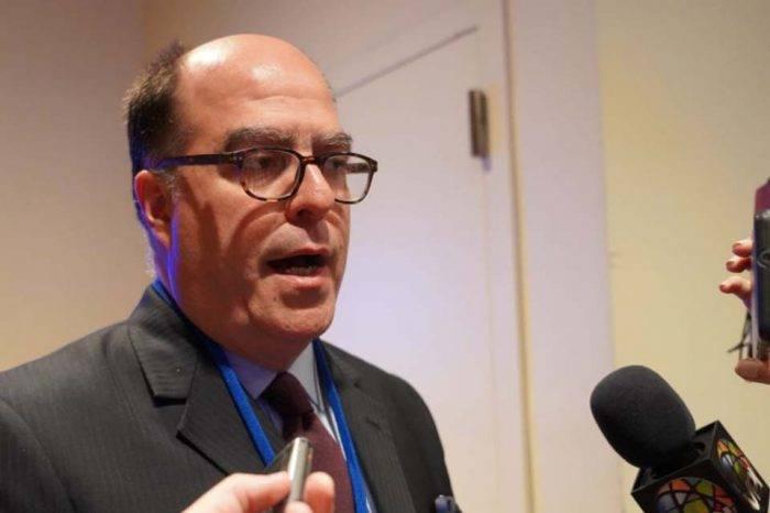 Julio Borges: Irán estaría violando resolución del Consejo de Seguridad