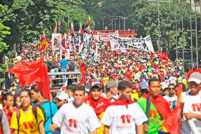 Juventud estafada PSUV