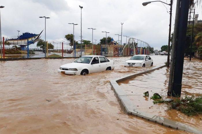 Protección Civil emite alerta temprana ante posible ciclón tropical