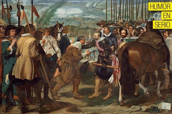 La rendición de Breda, por Laureano Márquez