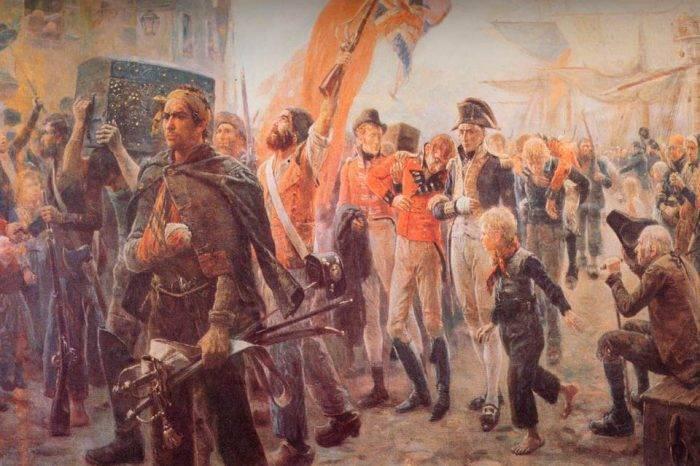 Carabobo: cuando la Legión Británica se inmoló, por Ángel R. Lombardi Boscán