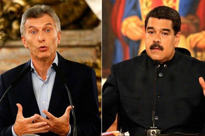 Argentina apoyó nuevas medidas para presionar a Maduro
