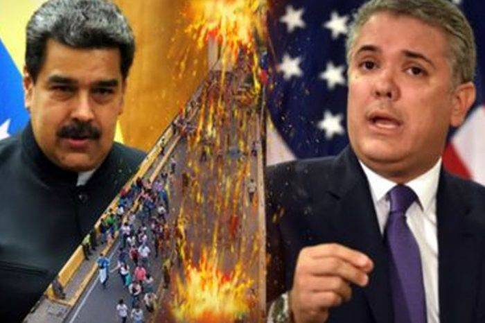 Maduro busca una guerra