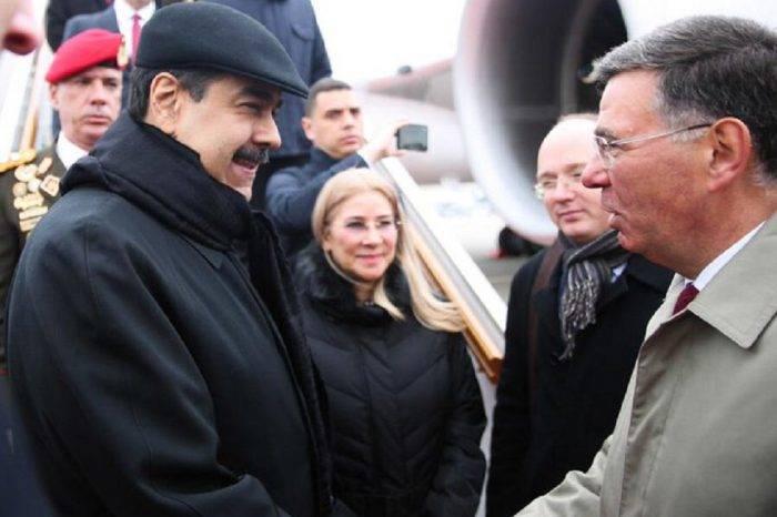 Paparoni involucra a familia de Maduro en intercambio de oro venezolano por euros