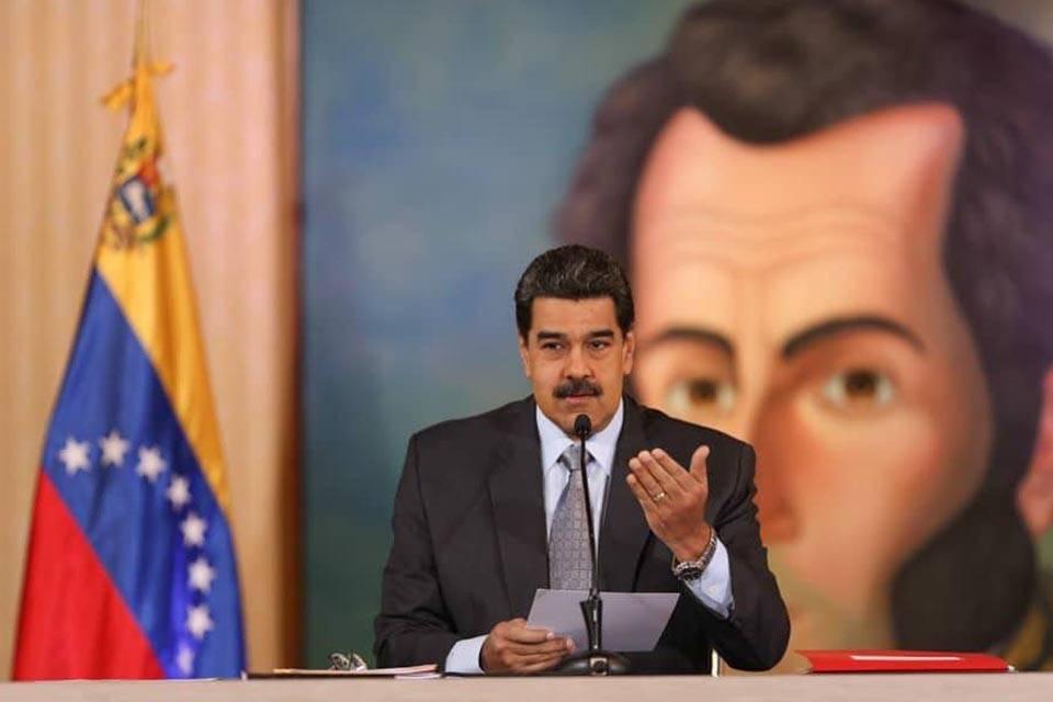 Maduro arremete contra la DEA