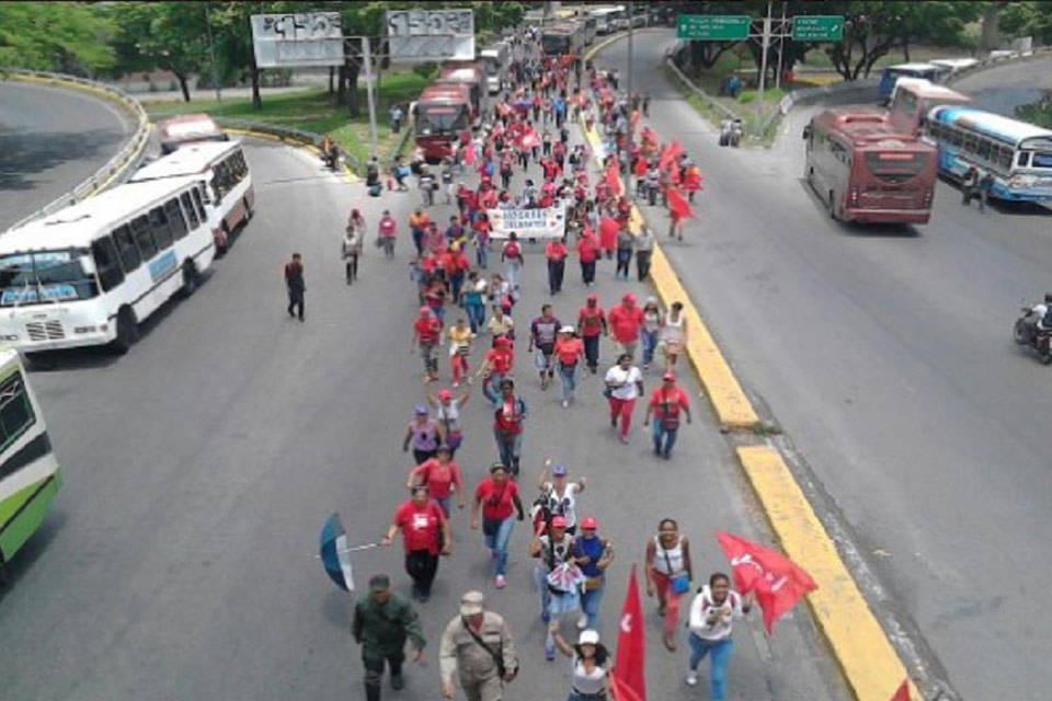 Marcha chavista