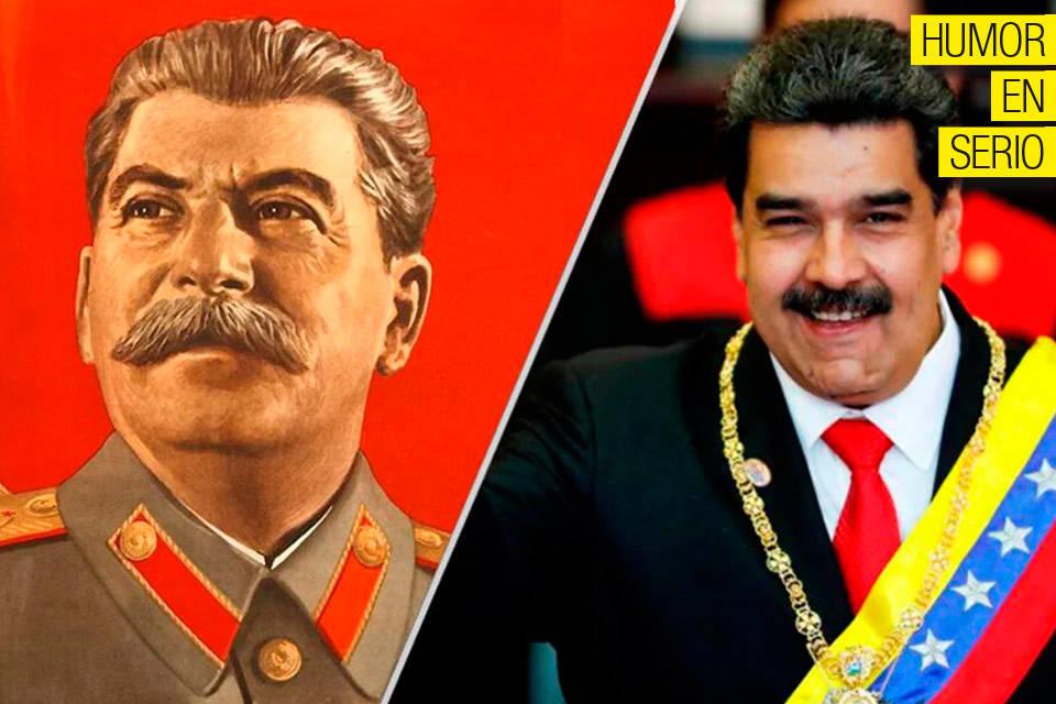 Stalin y Nikolai