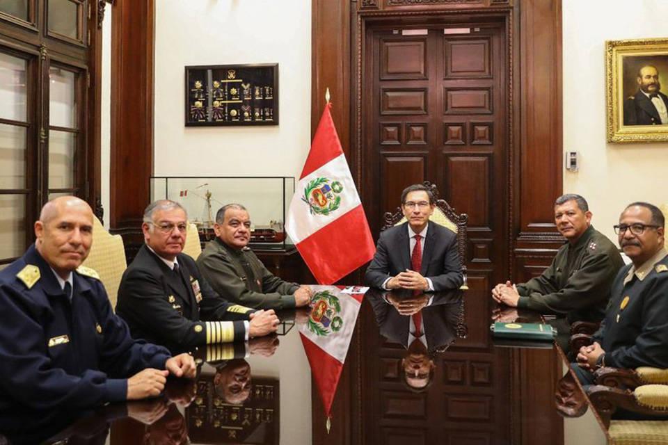Elecciones parlamentarias en Perú serán el 26 de enero del 2020