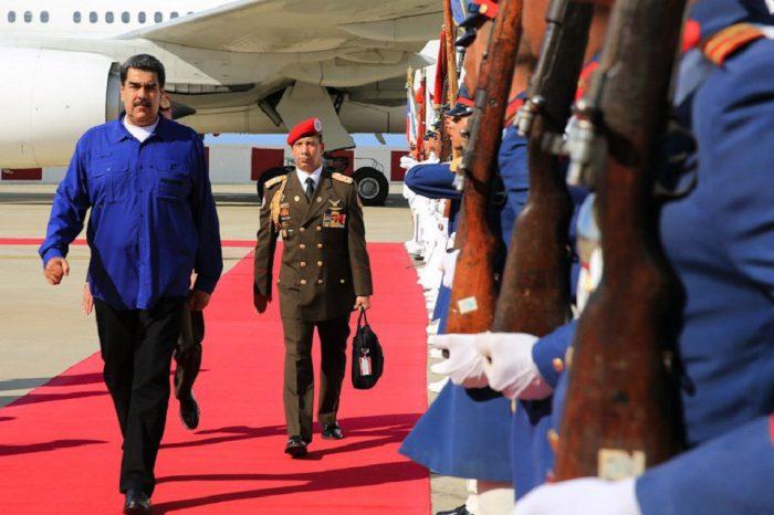 """Sin detalles, Maduro ofrece """"el mejor cierre"""" de 2019 tras reunión con Putin"""
