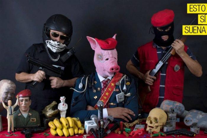 Las letras del punk venezolano le calzan perfecto al poder actual