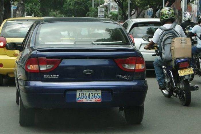 Hasta el 10 de octubre podrá registrar su vehículo venezolano en Cúcuta