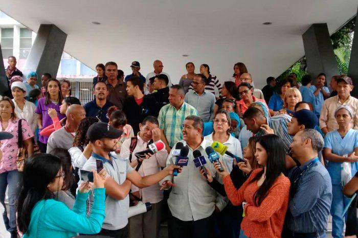Pobreza extrema, la condena de Maduro a los trabajadores de la salud