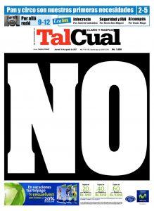 Editorial. NO