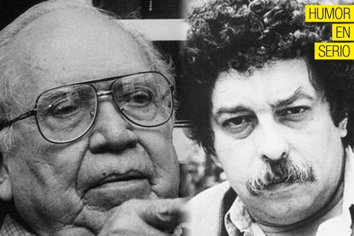 Arturo Uslar Pietri y José Ignacio Cabrujas