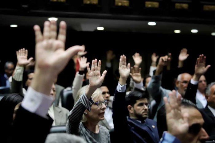 Asamblea Nacional aprobó comité de postulaciones sin el PSUV presente
