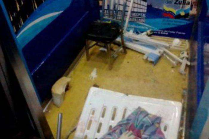 Muere paciente tras caída de un ascensor en el Hospital Universitario de Maracaibo