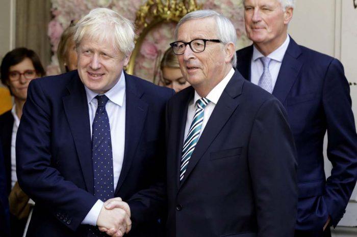 Unión Europea y Reino Unido llegan a un acuerdo sobre el brexit