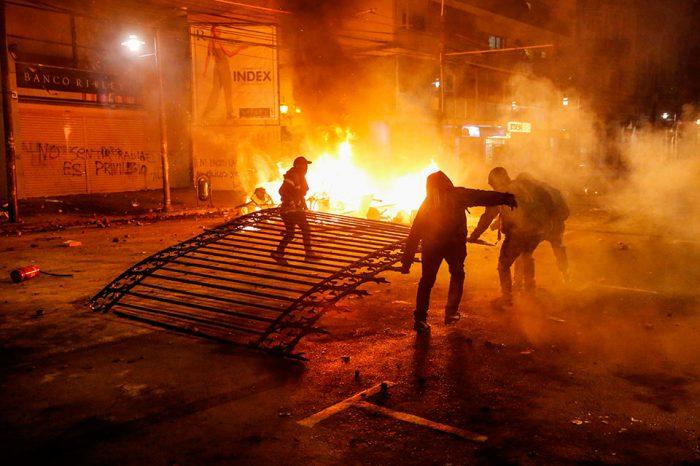 Chile pone el ojo a comportamiento de cuentas de Twitter venezolanas durante protestas
