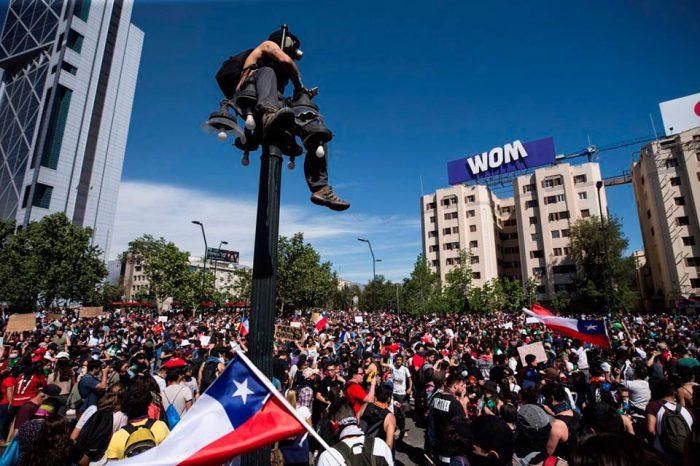 ¿Por qué pasó en Chile y no aquí?, Por Ángel Monagas