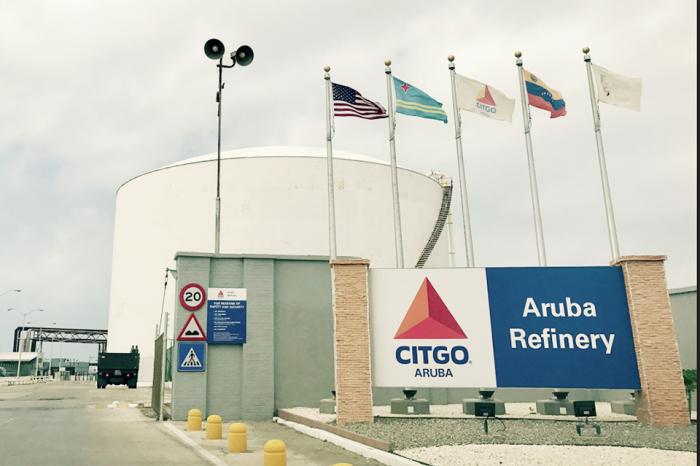 Aruba pone fin a contrato con Citgo para renovar y operar refinería de petróleo