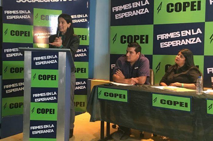 Copei propone retomar la comisión tripartita para discutir el tema del salario mínimo