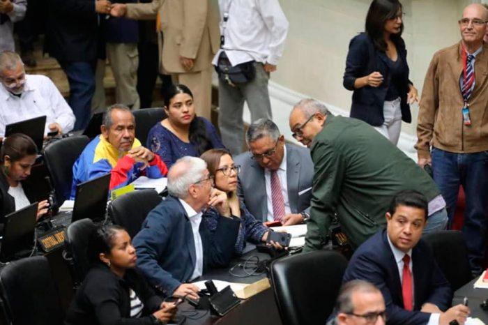 Diputados PSUV