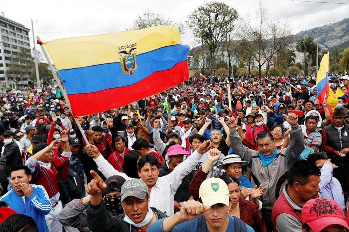 """Conexión venezolana. Quito sostiene con datos las acusaciones de que hay un """"plan sistemático"""" urdido entre Rafael Correa y Nicolás Maduro"""
