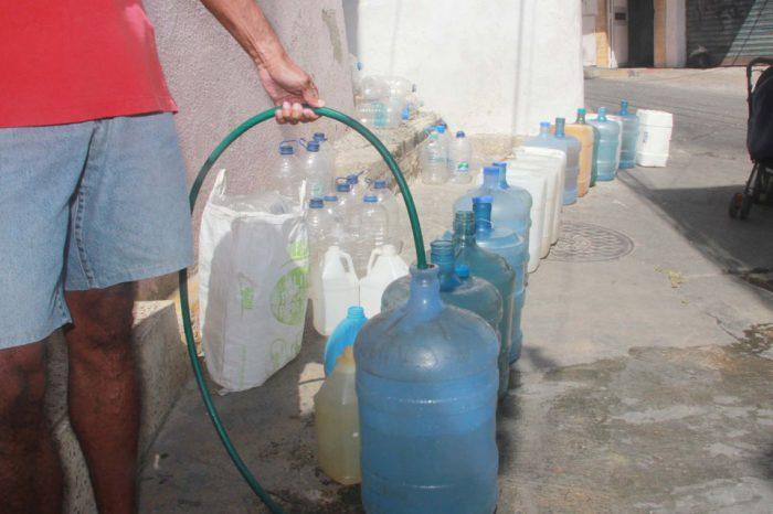 Tuberías de Hidrocapital en sector El Teleférico de La Guaira tienen cuatro años secas
