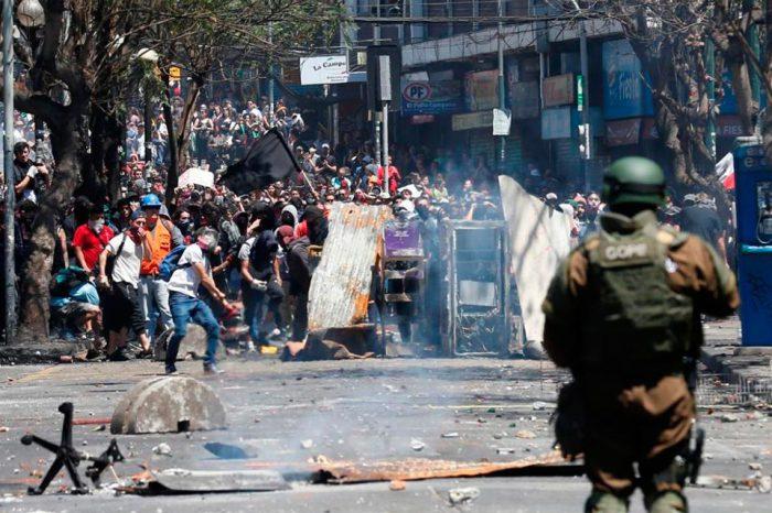 Chile, el estallido, por Fernando Mires