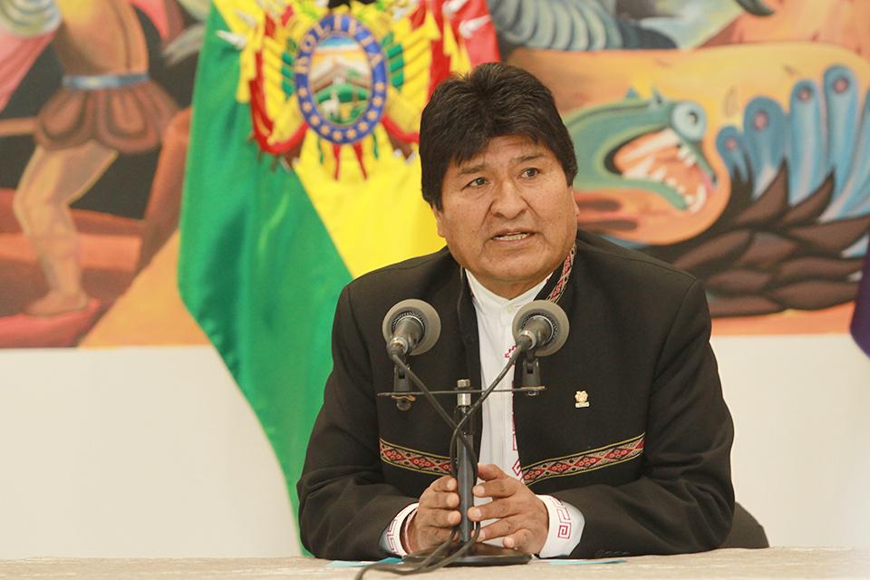 Arranca en Bolivia auditoría electoral acordada entre el gobierno y la OEA