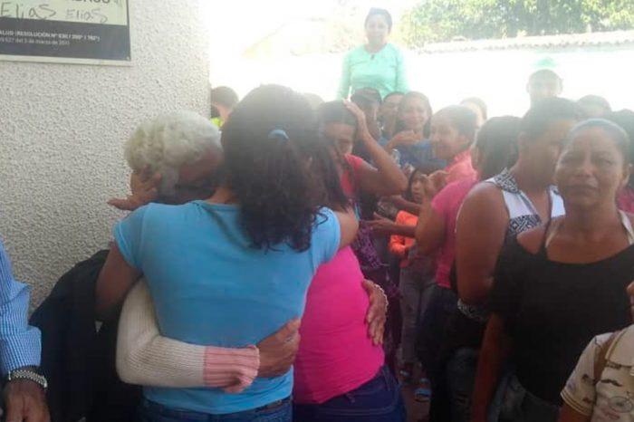 Excarcelan a 18 presos políticos en el estado Lara