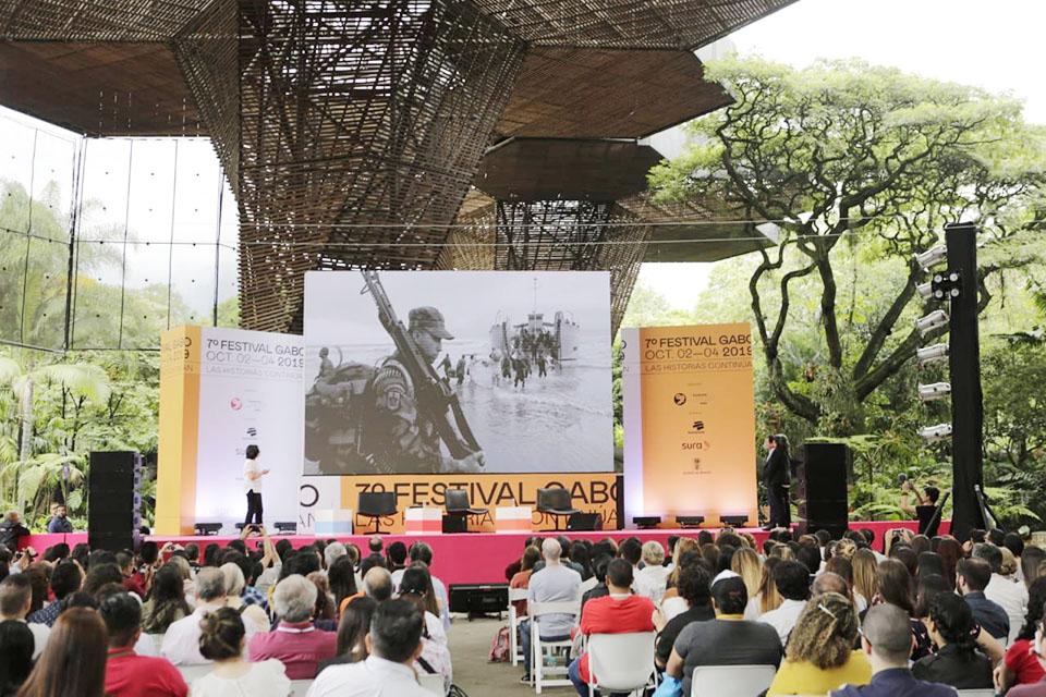 """TalCual presente en el Festival Gabo con la charla mutar para no morir: la reinvención de los impresos en Venezuela"""""""