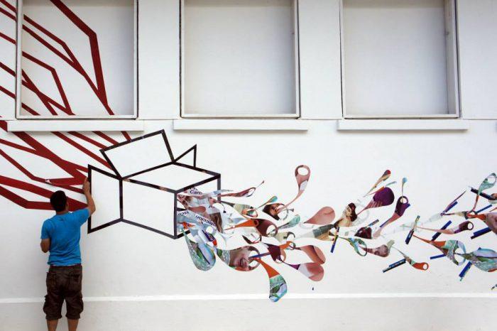 Fospuca auspicia concurso-taller de arte para promover el reciclaje